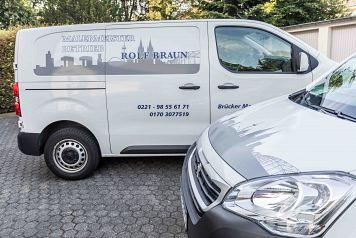 Autos der Malerei in Köln